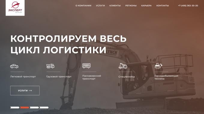 Проект Expert-logistic