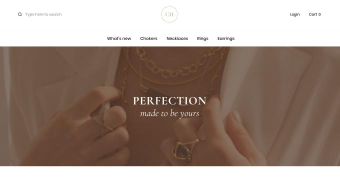 Проект Jewellery