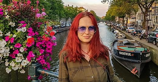 Как построить карьеру веб-разработчика в Европе: интервью с Тиной Кузьменко