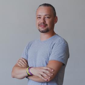 Новый енот: Андрей Захарченко