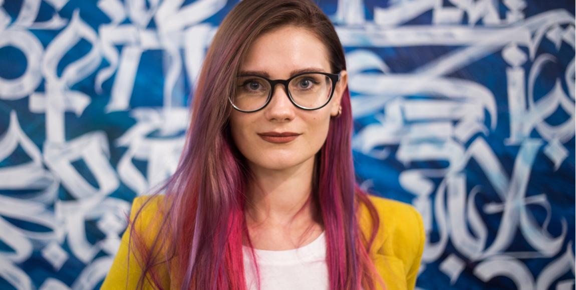 Новый енот: Таня Нестерова