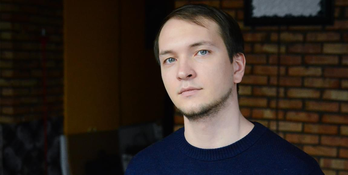 Новый енот: Денис Беляев