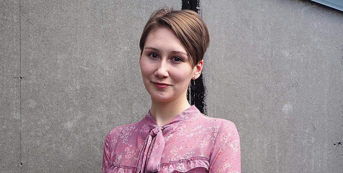 Новый енот: Лера Бунина