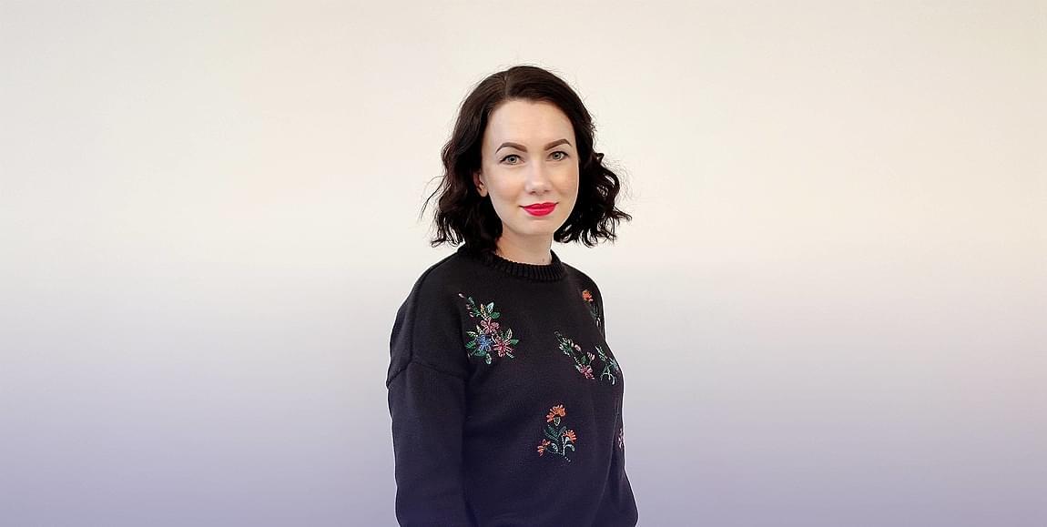 Новый енот: Аня Белошицкая