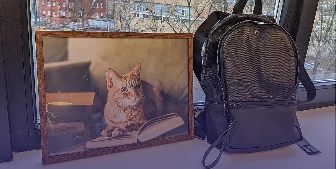 Как выбрать рюкзак для программиста